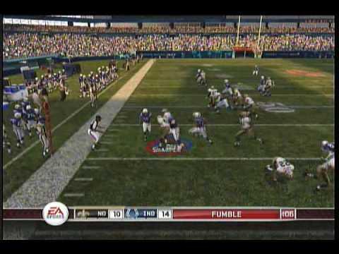 Madden 10 Super Bowl XLIV