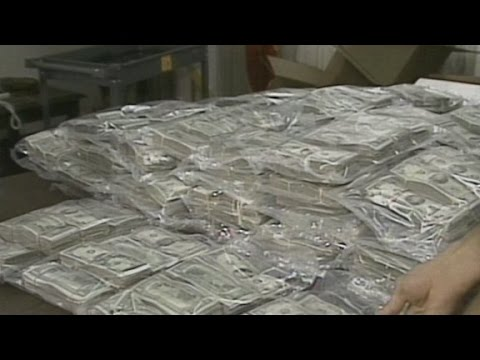 Government seizing assets, keeping the cash