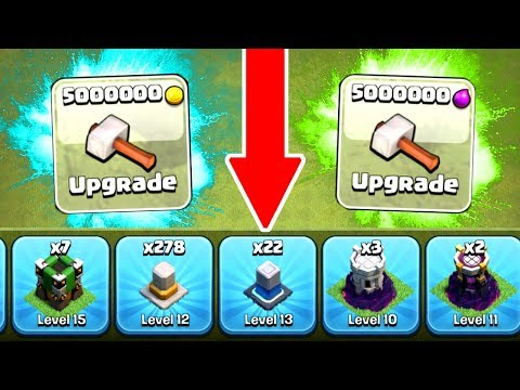 CAN WE MAX THESE OUT BEFORE THE NEXT UPDATE! - Clash Of Clans