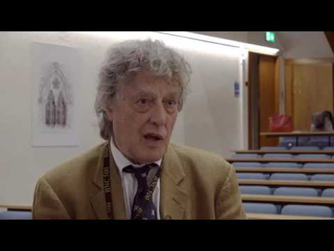 Interview with Tom Stoppard