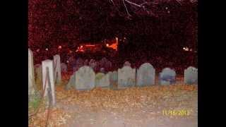 Salem Mass.Burial Grounds