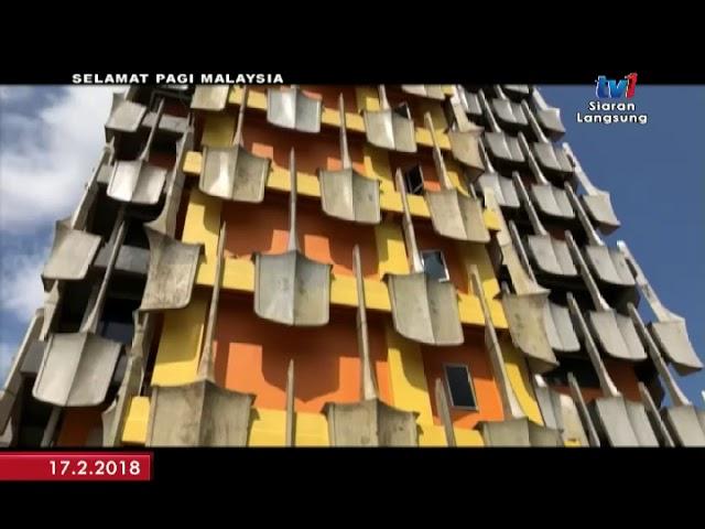 SPM 2018 - BINGKISAN 50 TAHUN BANGUNAN WISMA TV (RTM) ANGKASAPURI [17 FEB 2018]