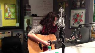 Hannah Winkler performs Hide It Away Live in studio (new released Single)