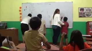 TEACHING KIDS -DEMO CLASS by TEACHER DASH