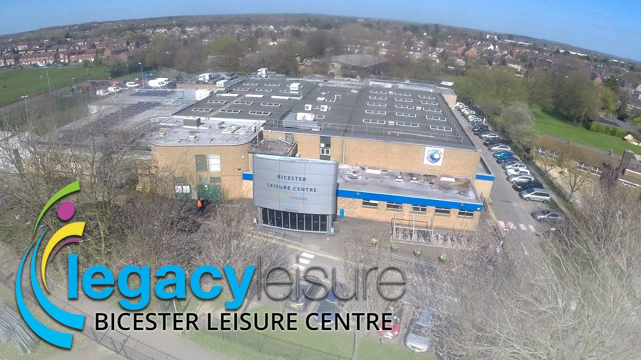 Bicester Leisure Centre Oxfordshire Video Production Youtube