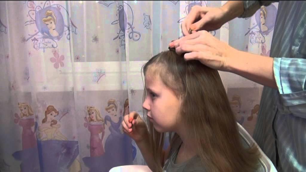 Как сделать прическу ребенку? 6пошаговых видеоуроков на каждый день Как научиться Красота Советы на каждый день