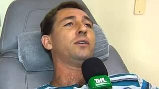 Hemosc realiza campanha para incentivar a doação de sangue
