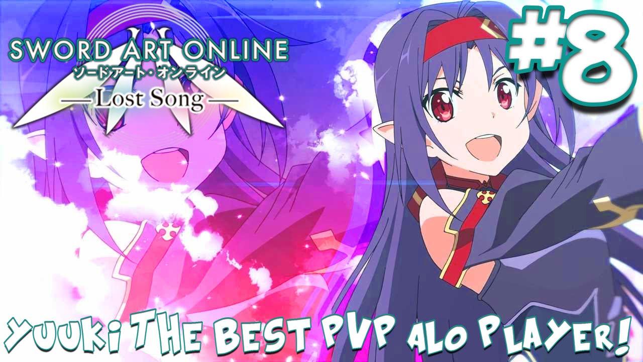 Sword Art Online Memory Defrag EP. พิเศษ รีวิว Yuuki ALO