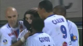 Résumé Olympique Lyonnais - Marseille 2006 - 21ème journée de Ligue 1