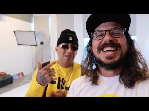 Janguié con Ñengo Flow y la cagué - Vlog 90