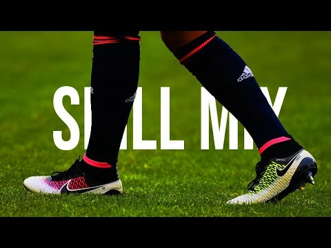 Crazy Football Skills 2019 - Skill Mix #2 | HD