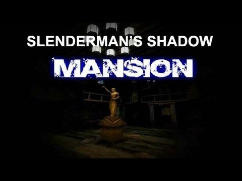 Slender Mansion (Slenderman's Shadow Map 4) Gameplay