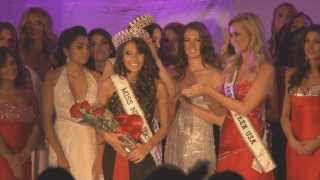 Emily Shah Miss New Jersey USA 2014 Highlights