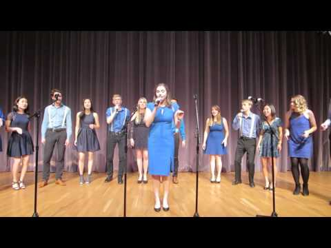 "Cal Jazz Choir ""I Could Have Danced All Night"" - West Coast A Cappella Fall 2015"