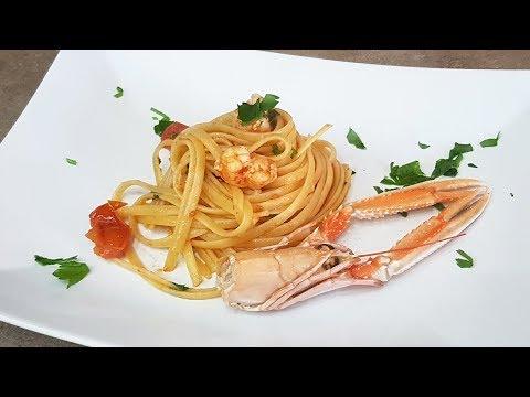 LINGUINE AGLI SCAMPI | FoodVlogger