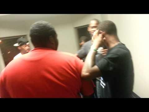 Wilberforce university freestyle rap battle