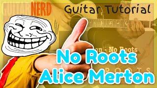 Baixar Gitarre lernen : No Roots - Alice Merton (Nerdmodern HD Guitar)