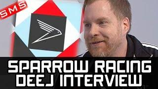 Destiny: SPARROW RACING LEAGUE DEEJ INTERVIEW + GAMEPLAY AT PSX!
