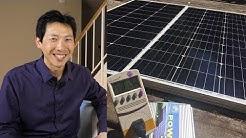 DIY $300 Grid Tie Solar System