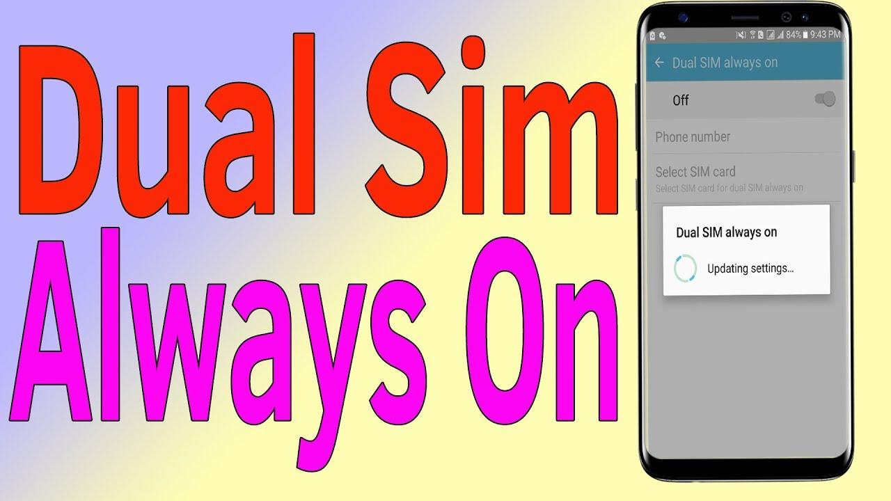 Dual Sim Always On   Dual Sim Always On Samsung   Dual SIM Settings  #HelpingMind