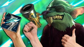 NO BOT LANER IS SAFE!! New ULTIMATE ASSASSIN Twitch Build!