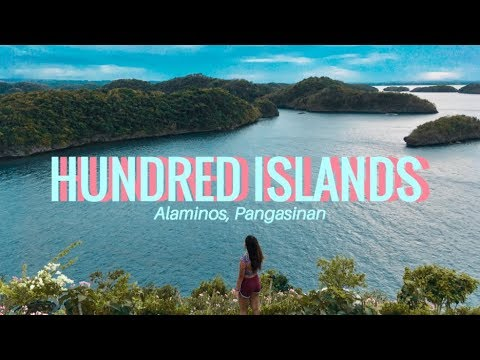 HUNDRED ISLANDS NATIONAL PARK | BIRTHDAY VLOG pt. 1 | Patricia Cuevas