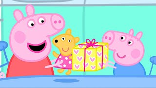 Peppa Pig Official Channel | Happy Birthday to Peppa Pig