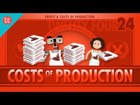 Revenue, Profits, and Price: Crash Course Economics #24