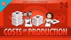Revenue, Profits, and Price: Crash Course Economics #24