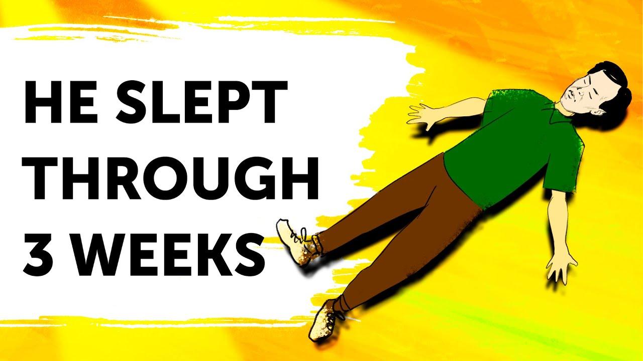 Der erste Mensch, der den Winterschlaf gelernt hat + video