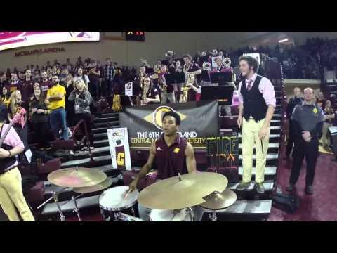 Uptown Funk - CMU 6th Man Band