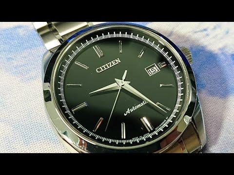 Citizen Collection NB1041-84E Dress Watch Review