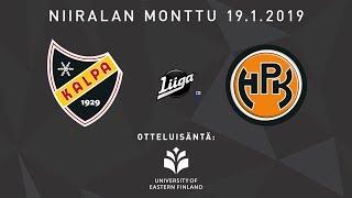 Ennakko: KalPa - HPK, 19.1.2019: Marko Tuomainen ja Aleksi Klemetti