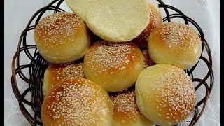 Resep Roti Burger.