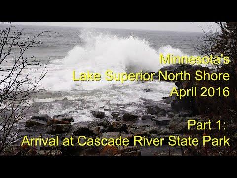 Minnesota's North Shore, April 2016, Part 1