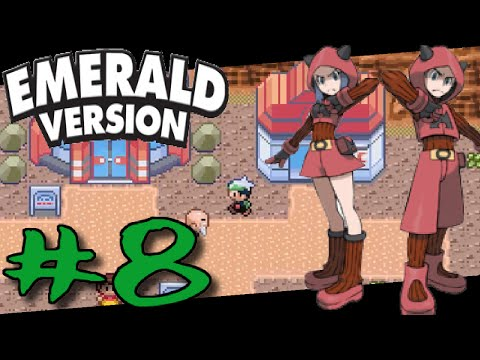 Pokemon: Emerald - Tam Çözüm#8 : Fallabor Kasabası