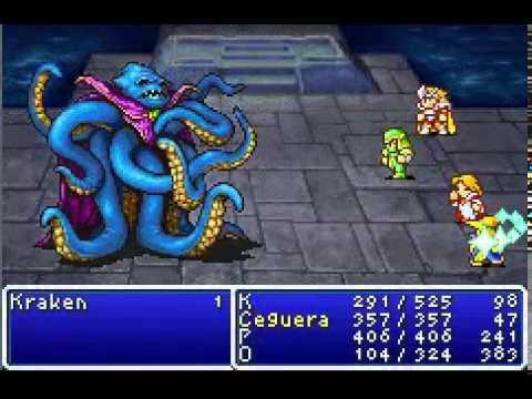 Jefe #8 - Kraken (1)