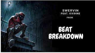 How Swerving beat was Made (A boogie ft tekashi 6ix9ine)beat tutorial