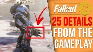 [Fallout 76] 25 More Details You May Have Missed from the Gameplay Dump
