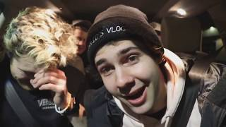 David Dobrik making people cry out of happiness
