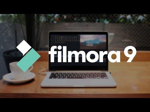 Cómo Editar un Video con Filmora9 | Introducción a las herramientas de edición de Filmora9