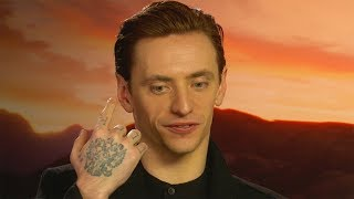 Sergei Polunin explains his tattoos streaming