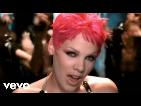 P!nk - Most Girls (Official Video) from YouTube · Duration:  4 minutes 32 seconds