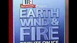 Earth, Wind and Fire - Live