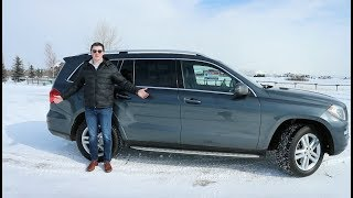 This Is Why The 2013 Mercedes Benz GL 350 Bluetec Is The ULTIMATE Full Size SUV! - Review