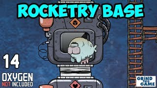 Gassy Moo - ROCKETRY UPGRADE BASE #14 - Oxygen Not Included