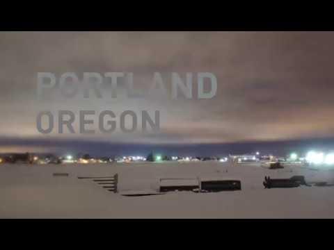 Time-Lapse Construction: USPS Portland, Oregon Facility