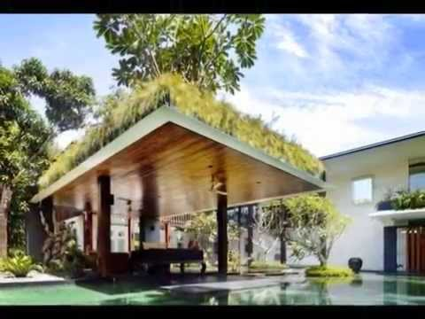 25 STUNNING TROPICAL HOME DESIGN IDEAS - YouTube
