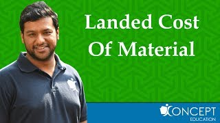 Landed Cost Of Material