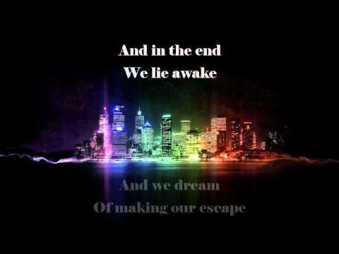 The Escapist - Coldplay Onscreen Lyrics